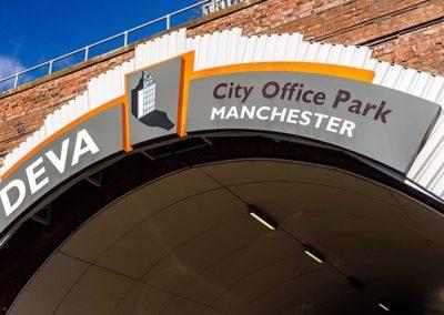 Deva Manchester Exterior