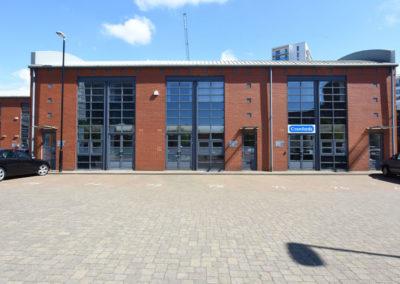 Deva City Office Park Exterior