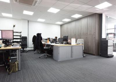 Deva City Office Park Interior